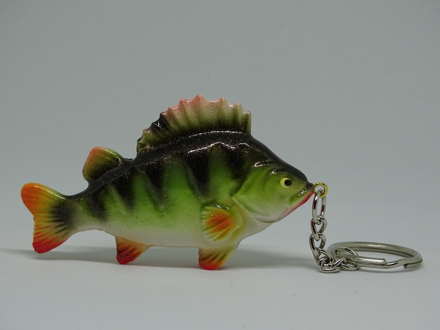 Keyring perch
